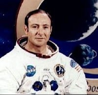 Dr. Edgar Mitchell, my associate, LEM Pilot Apollo 14