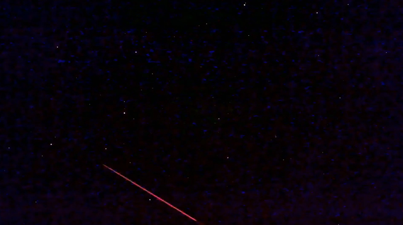 2-08-2020 UFO Red Band of Light 2 Portal Exit Hyperstar 470nm IR RGBKL Analysis