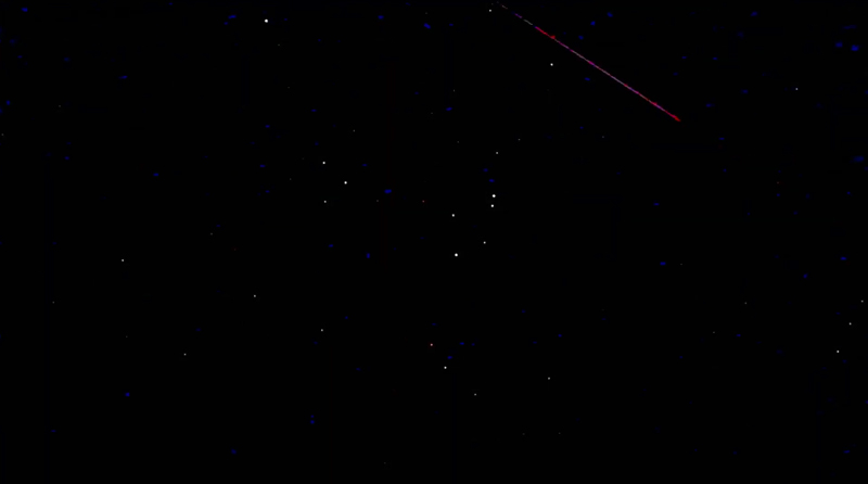 2-28-2020 UFO Red Band of Light Transient Flyby Hyperstar 470nm IR RGBKL Analysis