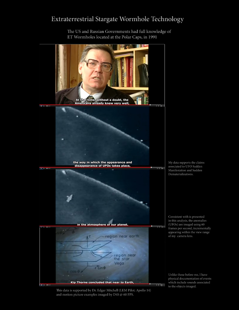Russian Wormholes in Space