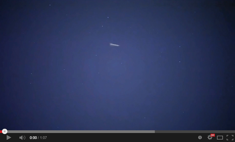 4-01-2014 UFO ROD 4 Flyby Analysis Washington DC