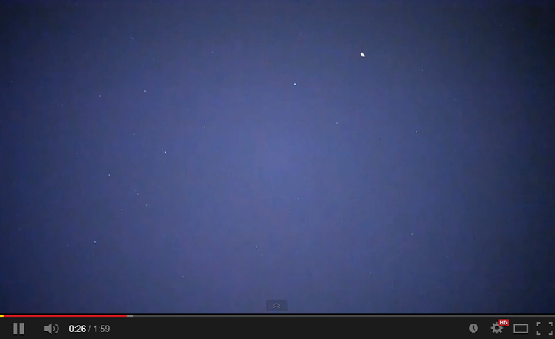 4-06-2014 UFO Portal 9 Flyby Washington DC