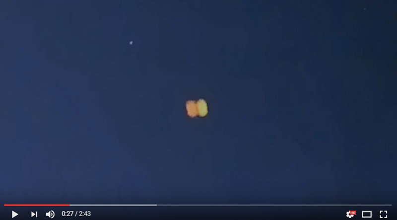 4-11-2014 UFO Orange and Yellow in Rotational Forwards Fight (Reanalysis 2017)