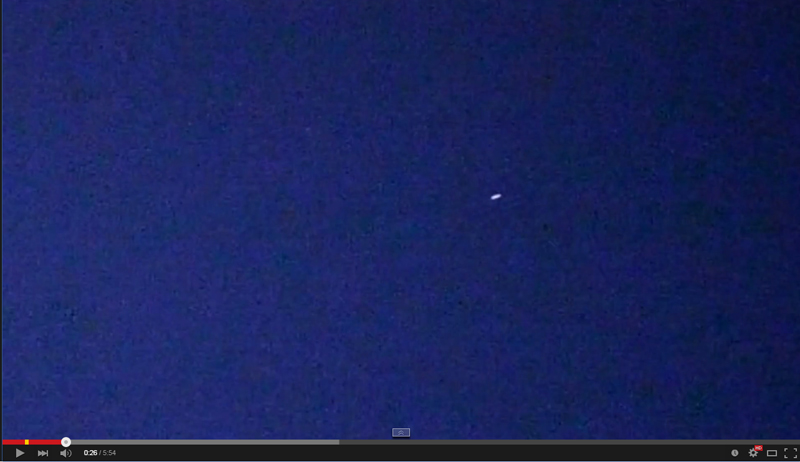 5-05-2015 UFO Green Beam SM WARP SDM Analysis