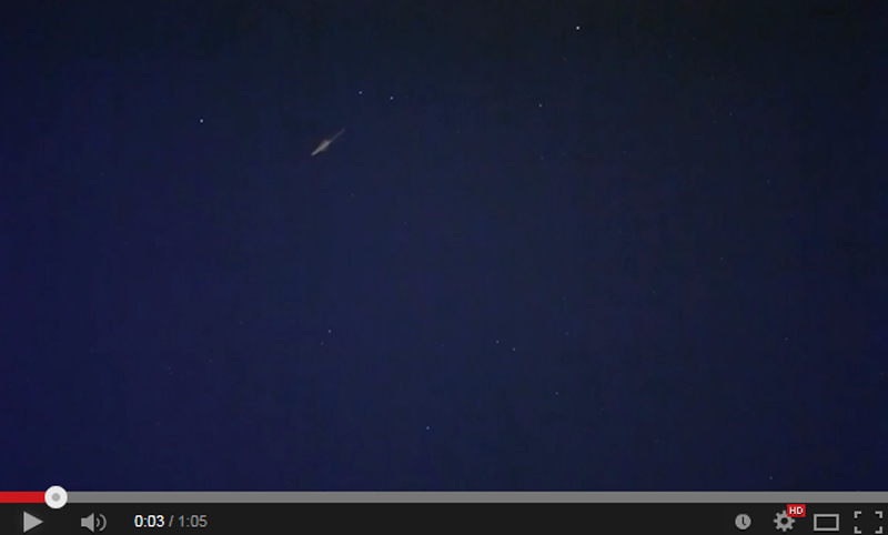 5-07-2014 UFO RODs Flyby 2 Analysis (60 FPS) 2
