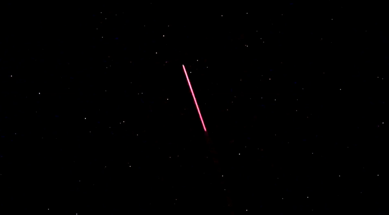 9-08-2019 UFO Red Band of Light 4 Flyby Hyperstar 470nm IR RGBKL Analysis