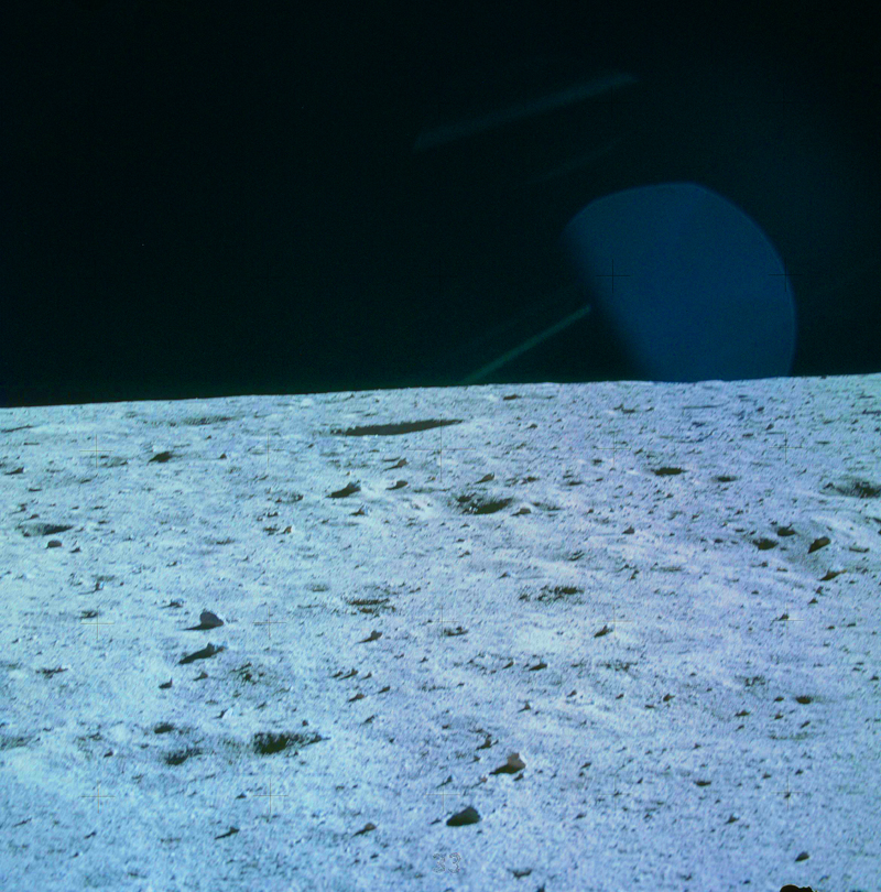 Apollo 16 Dome Anomaly