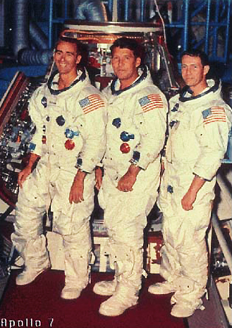 Crew of Apollo 7