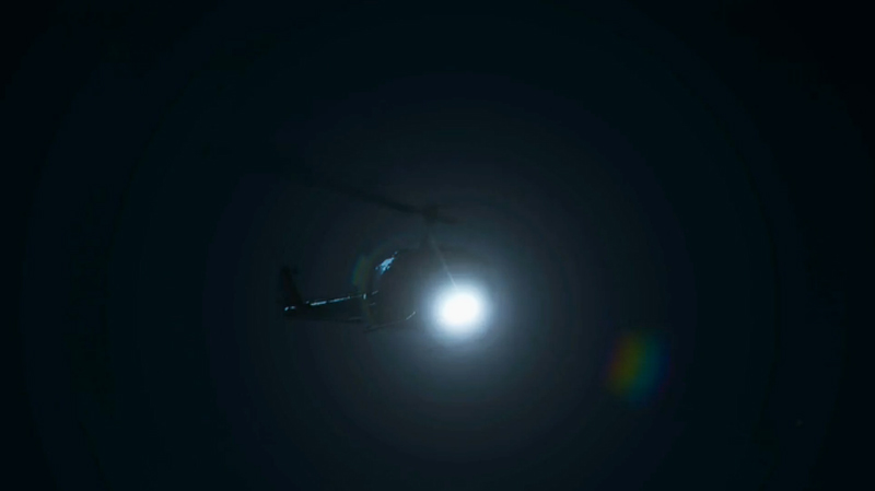 helicopter flight ufo encounter, US Army