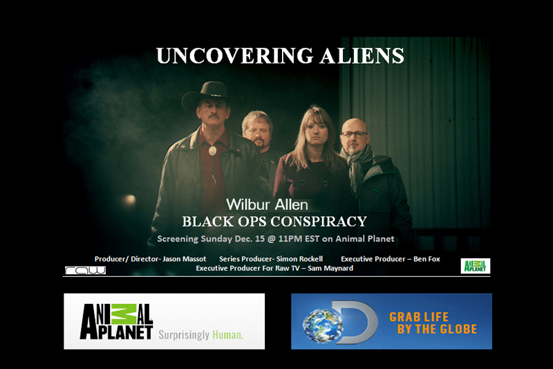 Uncovering Aliens Black Ops Conmspiracy  Wilburt Allen Extreme UFOs