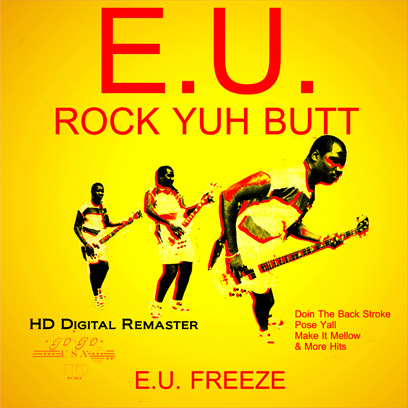 EU Rock Yuh Butt Designed by WG Allen