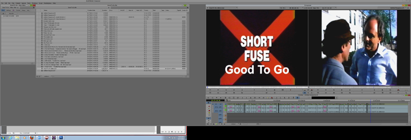 Good To Go aka Short Fuse