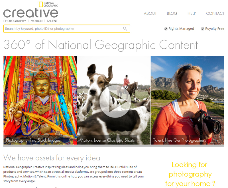 National Geographic Creative  NGC