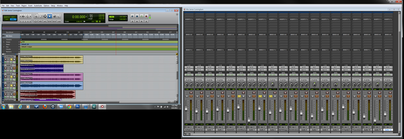 HD ProTools 64 Bit Digital Editing -AVID Technology