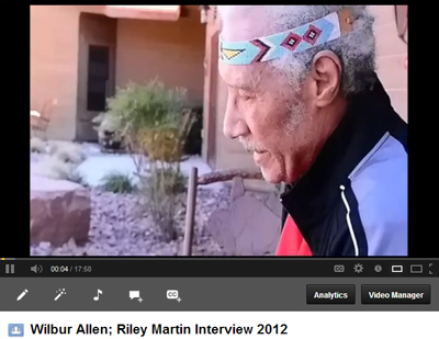 Wilbur Allen: Riley Martin Interview AREA 51