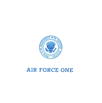 Seal of the President Air Force 1