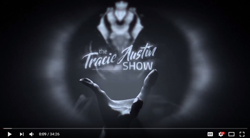 The Tracie Austin Show - UFOs, Wormholes and the ISS Pt 1 Ep10
