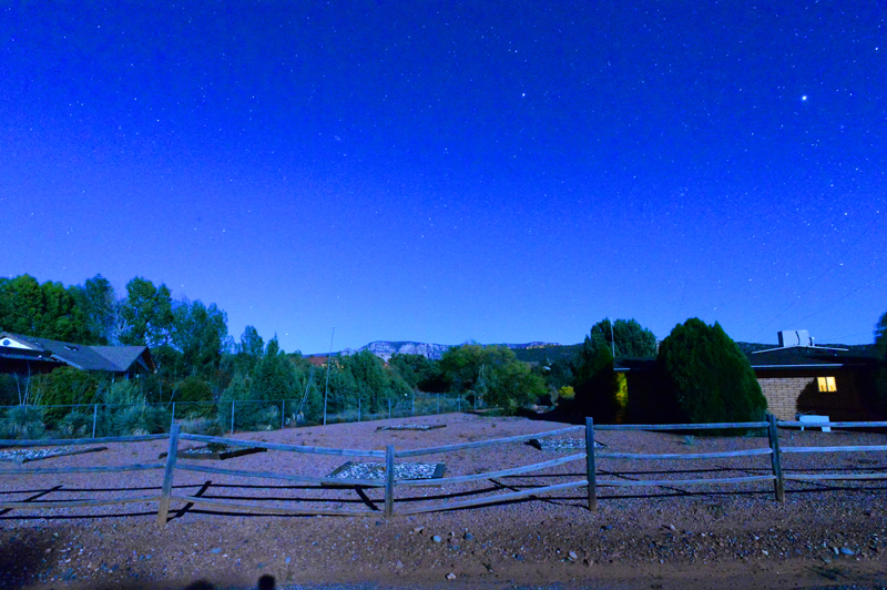Remote POV 2 Sedona Arizona. Sector where images are taken was and is unknown to me. I was in absolute darkness