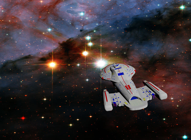 Voyager with ETCTBmp  J-4 Colors HD